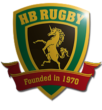 HB Rugby Club Shield